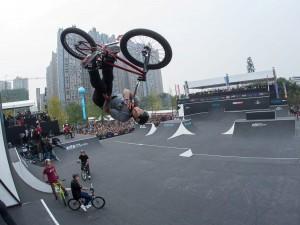 Kurs sędziowski - BMX Freestyle