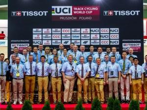 Sędziowie UCI i PZKol