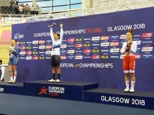 Justyna Kaczkowska zdobyła brązowy medal w Glasgow