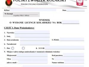 Licencje sędziowskie 2019