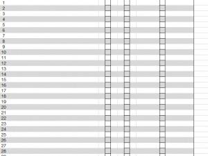 Sędziowie Główni 2020 - ocena koleżeńska