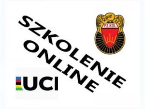 Szkolenie dla sędziów i komisarzy PZKol - webinaria UCI 2020