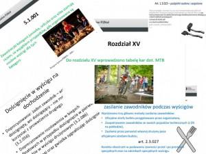 Aktualizacja przepisów sportowych PZKol 2021